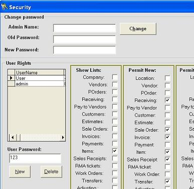 Wireless Inventory tracking system with bar code software - how to create an inventory database