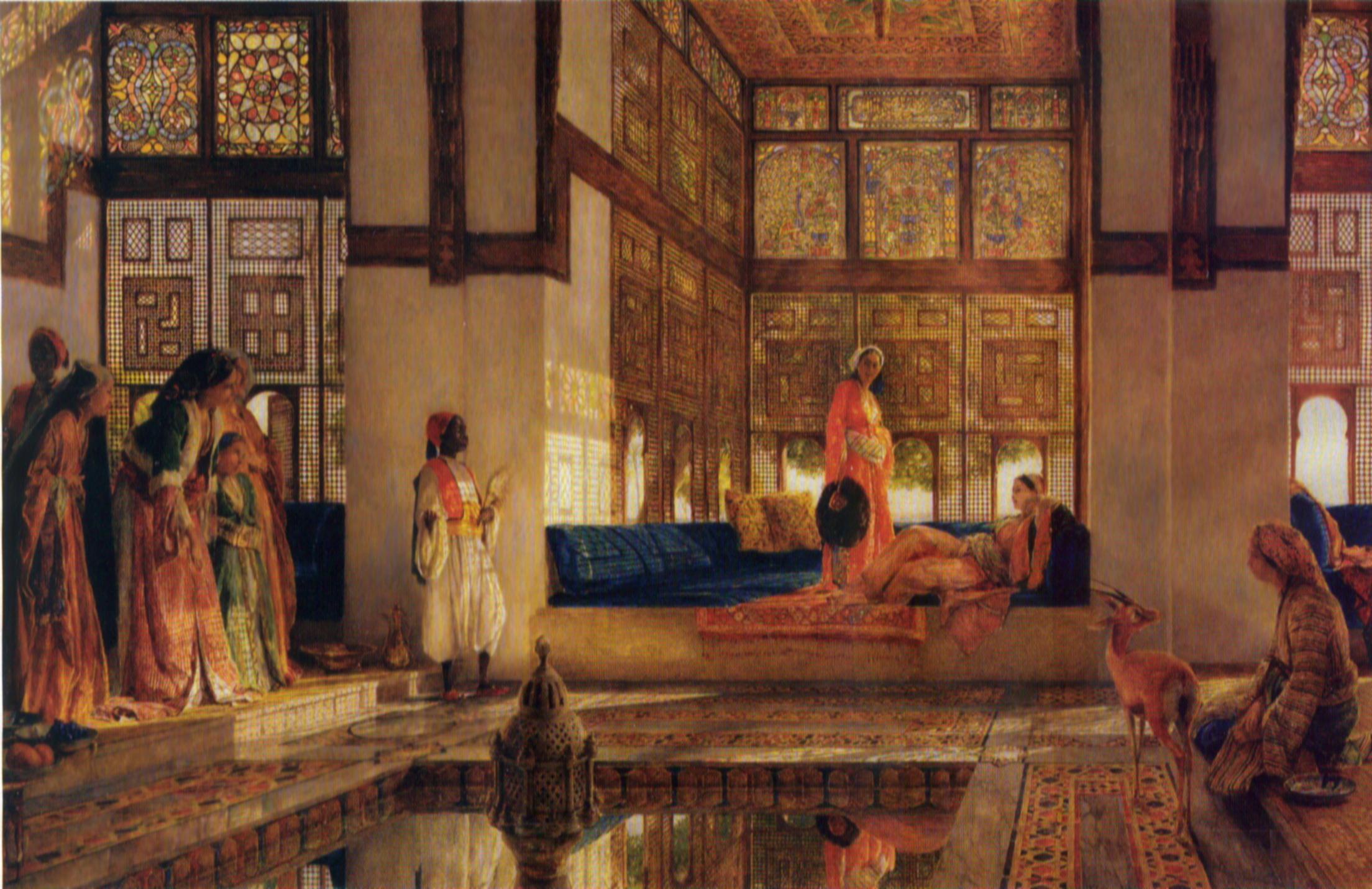 Turkish Harem Slave
