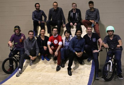 Exertion Games Lab at CHI2014