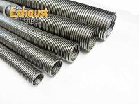 "2.5"" Universal Flexible Stainless Steel Flexi Tube Exhaust"