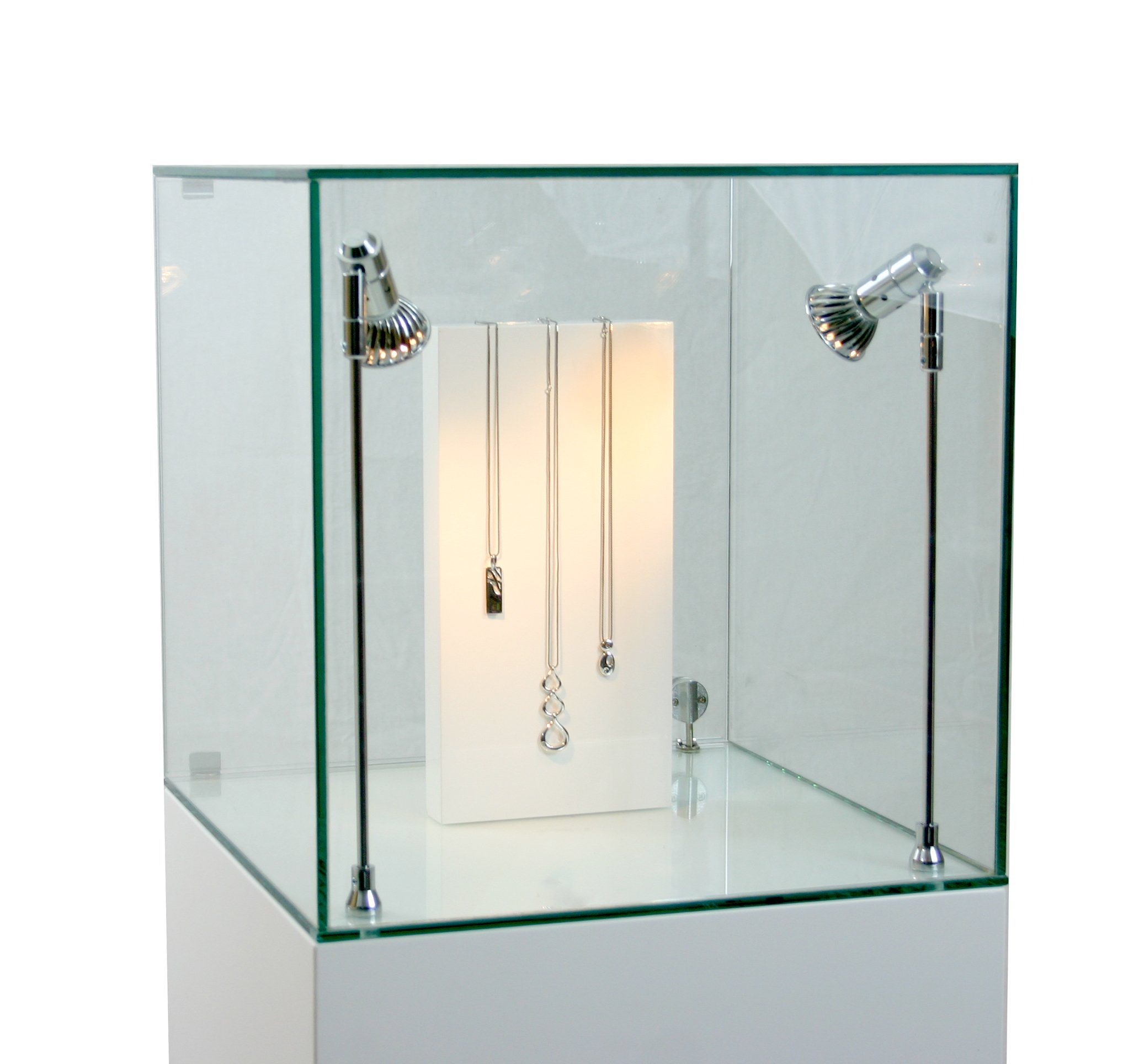 Glass Display Cabinet Glass Display Cabinet 40cm