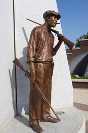 ~Hostility~ John Hope Franklin Reconciliation Park, Tulsa, Oklahoma, June 26, 2013