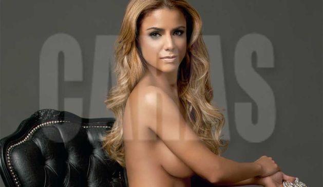 Marina Calabró desnuda | Caras