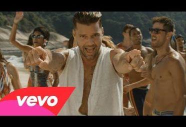 Ricky Martin Vida