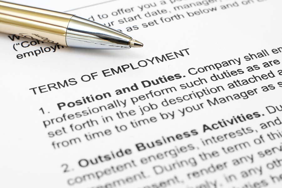 Employment Agreement Exit Promise