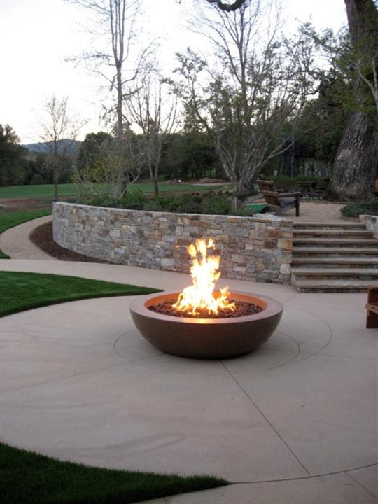 Design Feuerstelle Fire Pits: Buyer's Guide 2017 - Design, Ideas, Materials