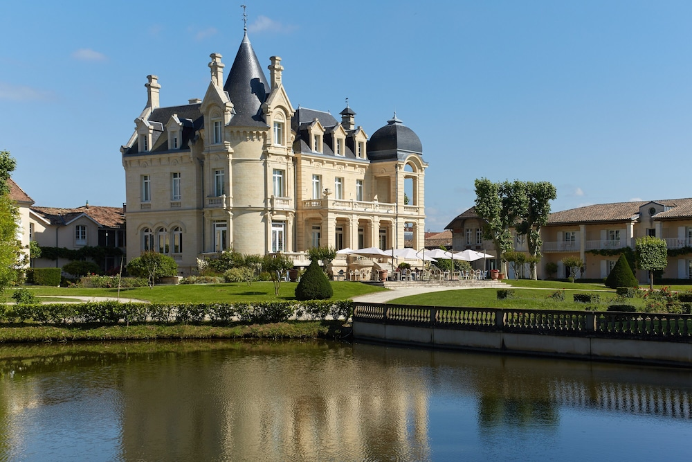 Book Chateau Hotel Spa Grand Barrail In Saint Emilion - Hôtels Le Croisic France