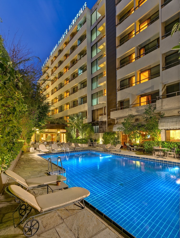 Book Divani Palace Acropolis In Athens Hotels Com