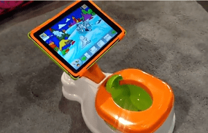 ipotty potty training ipad dock