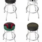 Star Wars Bar Stool Set