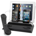ipad iphone charging dock