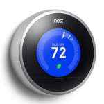 Nest Smartphone Controlled Thermostat