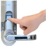 iTouchless Bio-Matic Fingerprint Recognition Door Lock