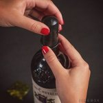 Wine Condoms Wine and Beverage Bottle Stoppers