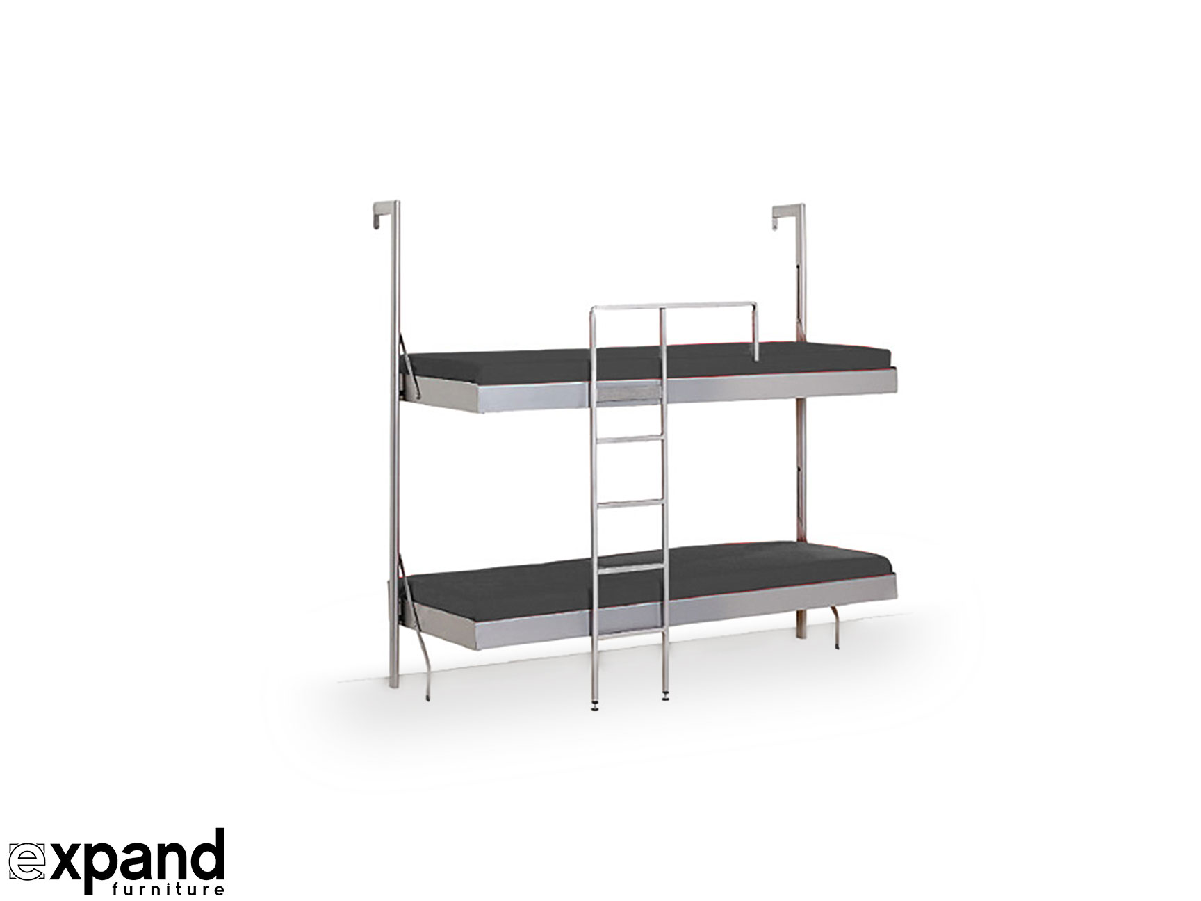 Kids Rollaway Bed Hidden Bunk Beds That Fold Flat Save Space