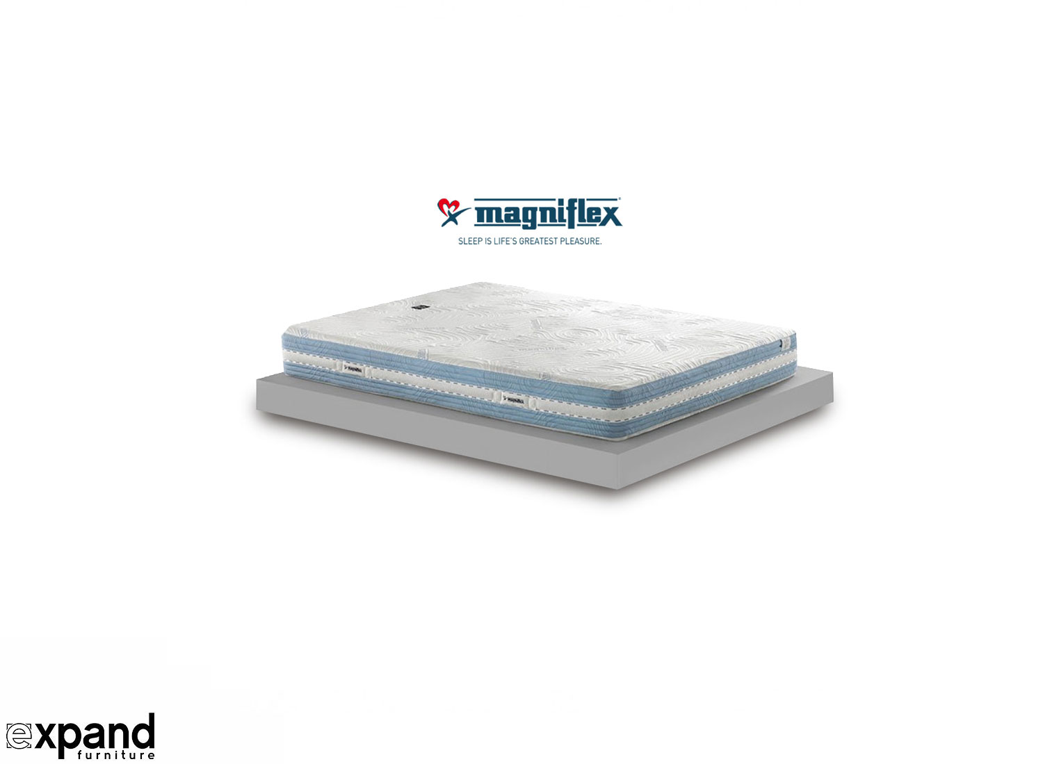 Mattress In Canada Magniflex Magnigel Dual 9 Memory Foam Mattress