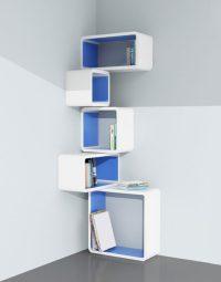 Modular Corner Cube Shelf - M | Expand Furniture