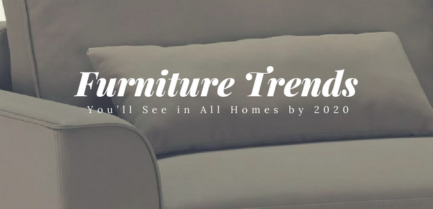 Sofas World Contact Furniture Trends You'll See In All Homes By 2020 | Expand