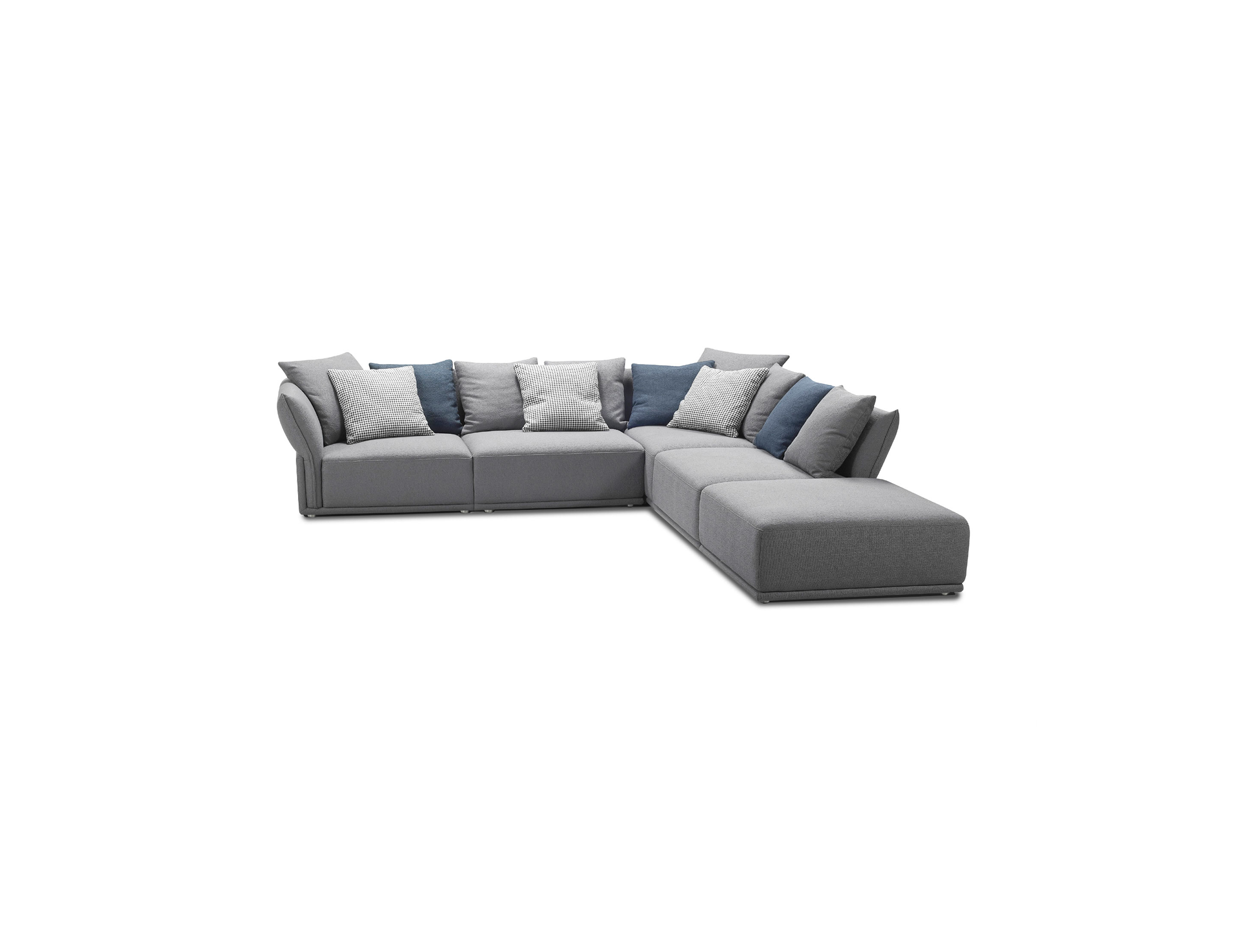 Stratus Sofa Modern Modular Sectional Set Of 5 Expand Furniture Folding Tables Smarter Wall Beds Space Savers
