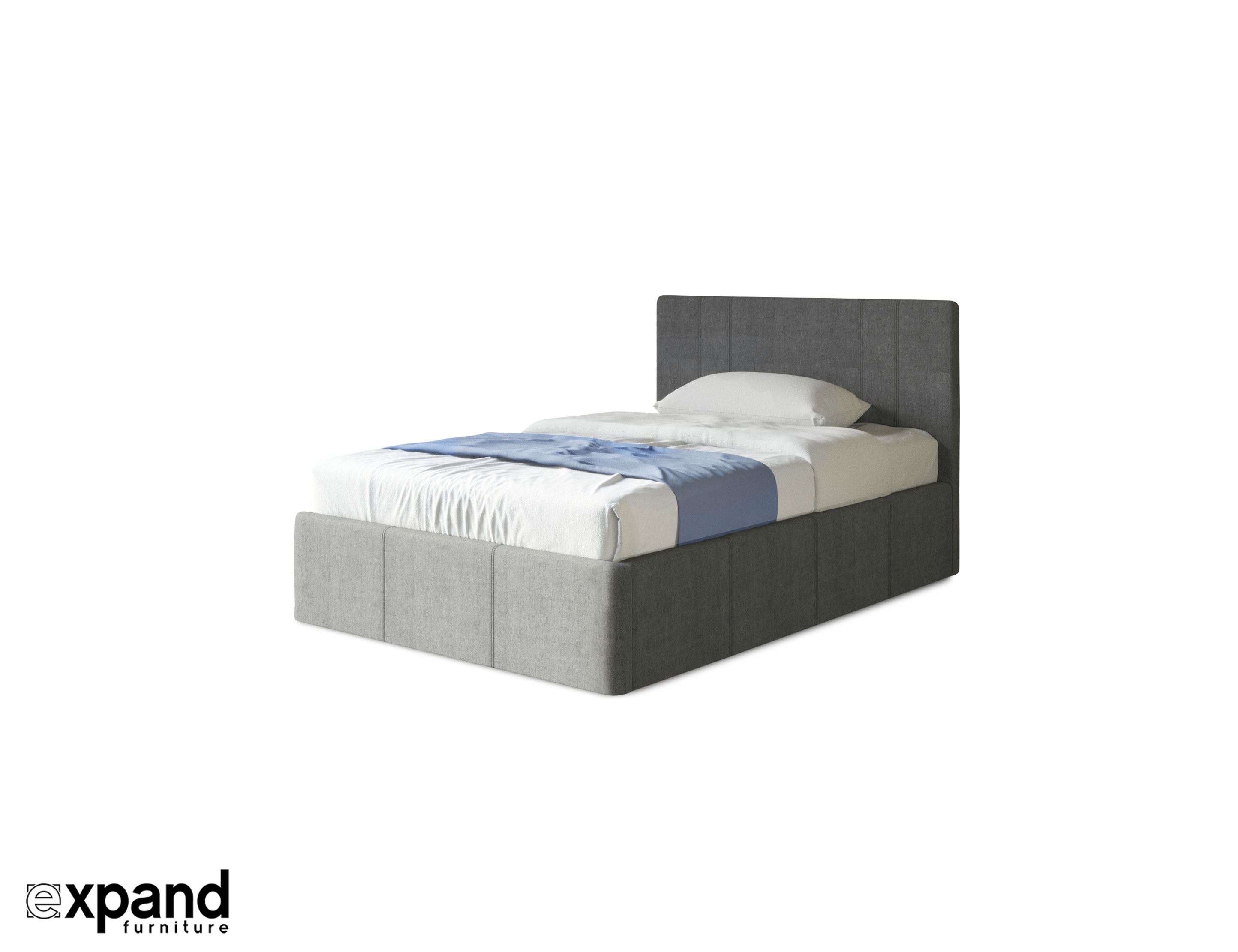 Gas Lift Ottoman Bed Reveal Twin Side Lifting Storage Bed