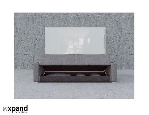 Medium Of Sofa With Storage