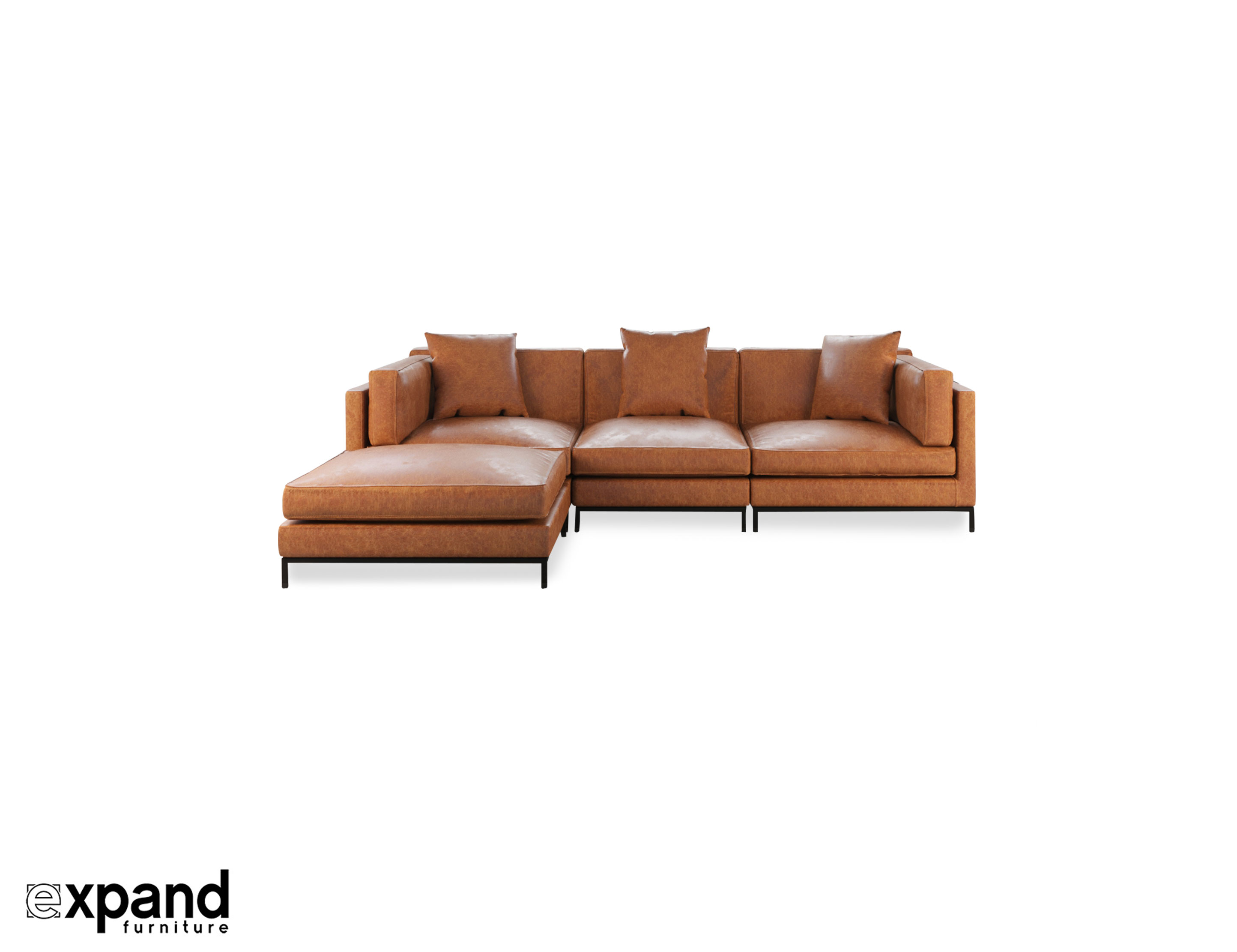 Genuine Leather Sectional Canada Migliore Sectional Best Leather Or Fabric Modular Sofa Design