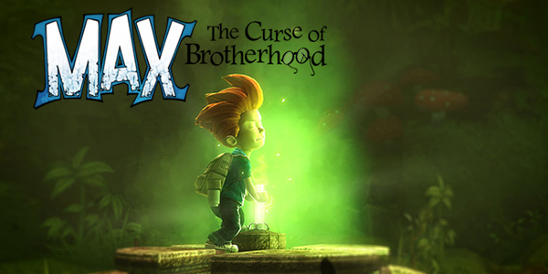 Max The Curse of Brotherhood: As We Play