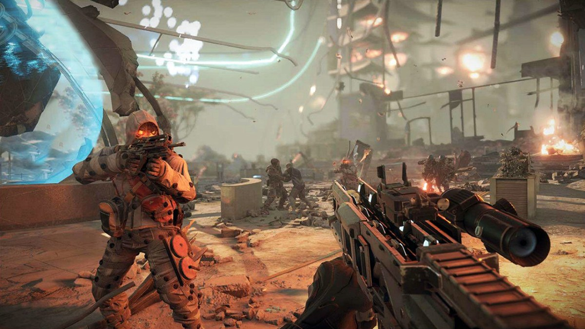 First Killzone: Shadow Fall DLC maps shown off