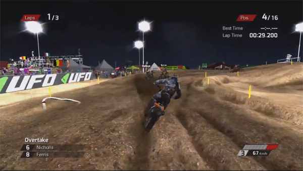 MXGP: The Official Motocross Videogame - As We Play