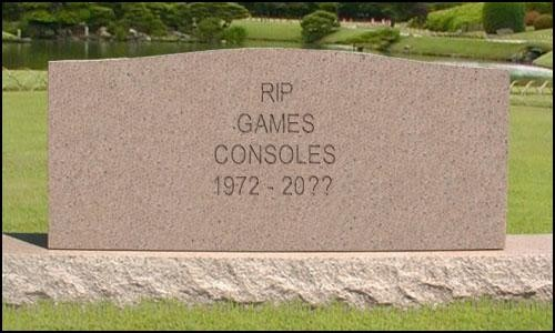 The Console Is Dead, Long Live The Console