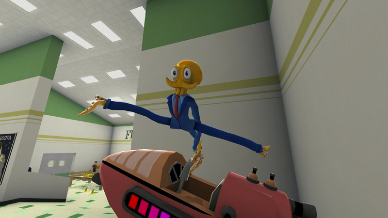 Octodad: Dadliest Catch - As We Play
