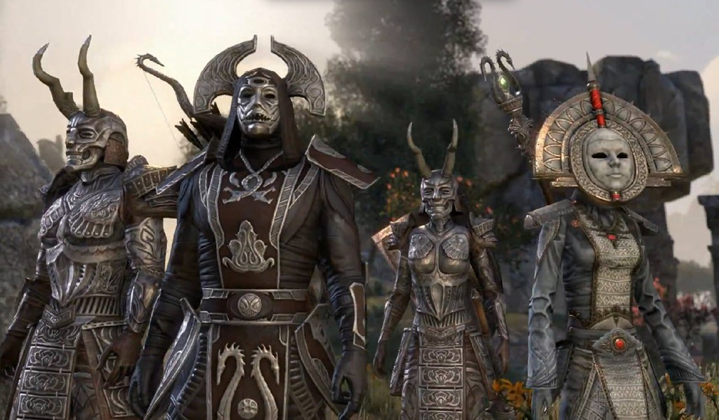 The Elder Scrolls Online 1.1.2 Craglorn out now