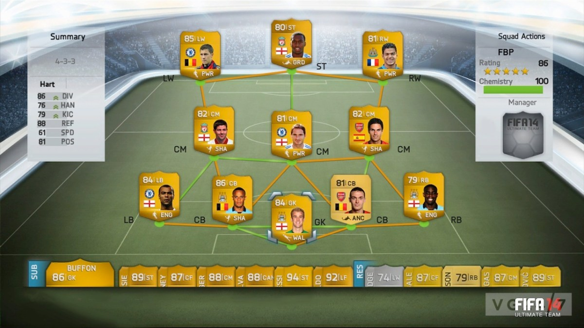 An introduction to FIFA Ultimate Team