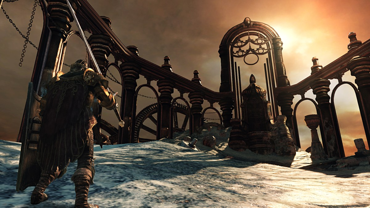 Dark Souls II DLC, Crown of the Old Iron King out now