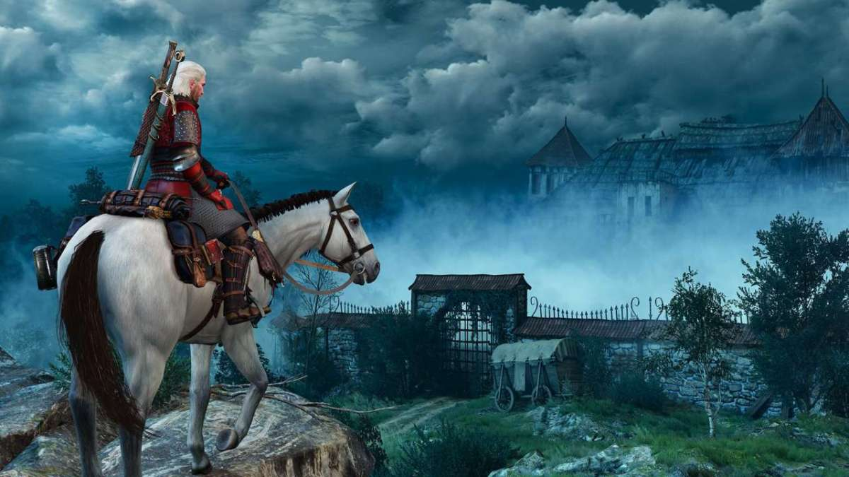 The Witcher 3 Patch 1.20 adds enemy upscaling and improves inventory navigation