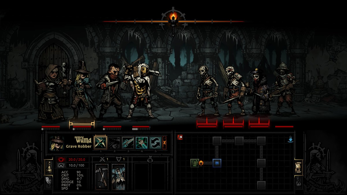 Darkest Dungeon fulfils final Kickstarter stretch goal in new update