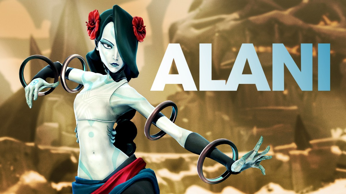Alani comes to Battleborn on May 31