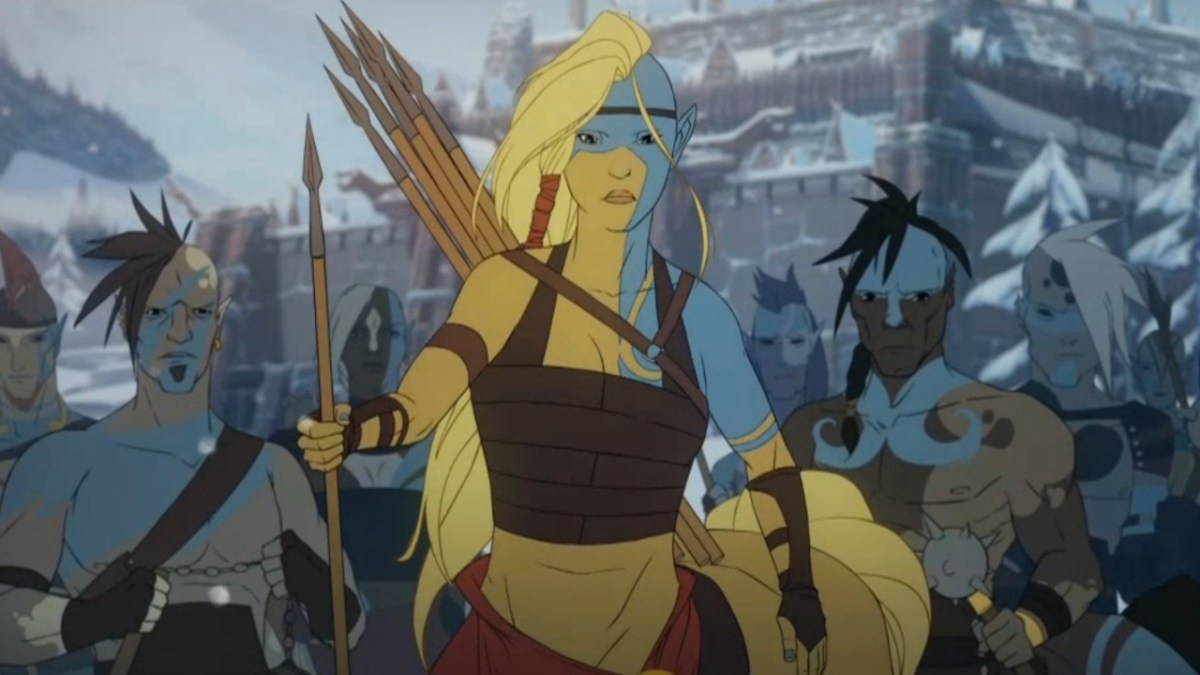 The Banner Saga 2 update 2 fixes memory leak and flickering character issues