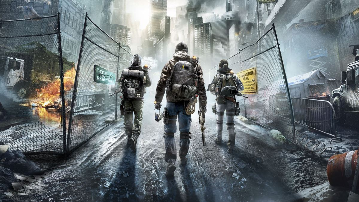 The Division 1.2 adds better loot and reward system and Columbus Circle