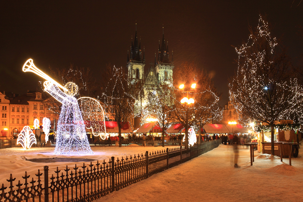 Weihnachten Im Schnee Tschechien Winter Holiday Destinations In Europe - Expat Explore