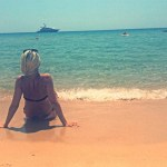 me in Sardinia 2