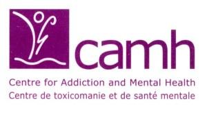 camh, Centre for Addiction & Mental Health