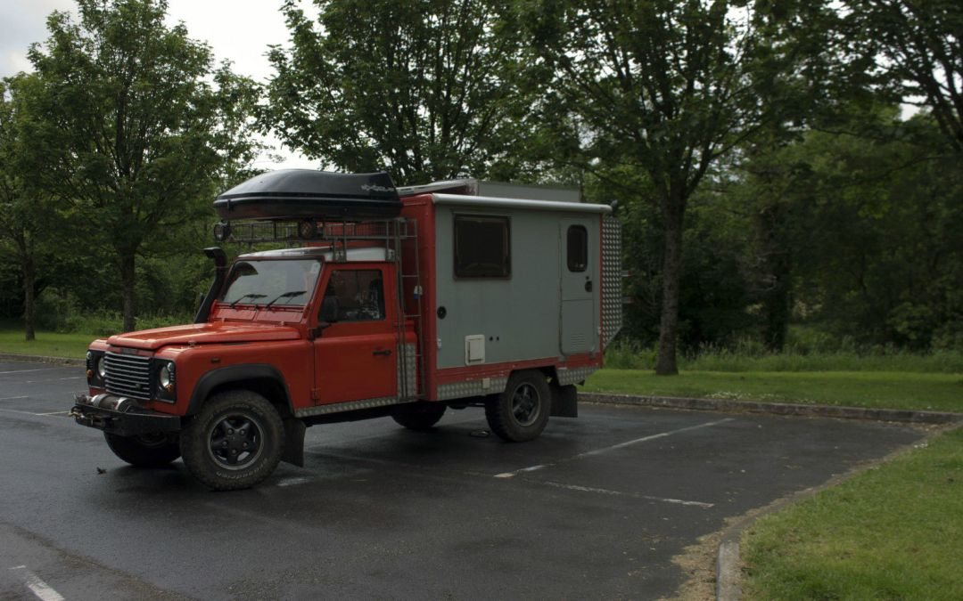 Land Rover Defender 130 Camper 4 215 4 Motorhome Uk