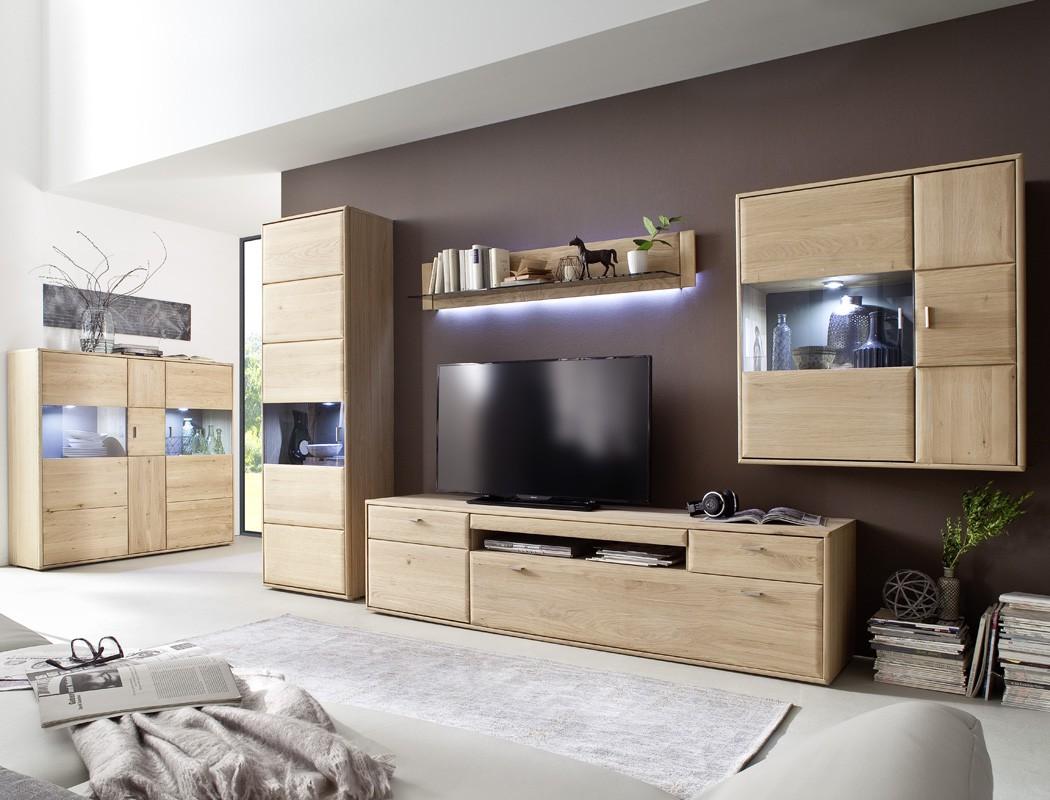 wohnzimmer eiche mobel