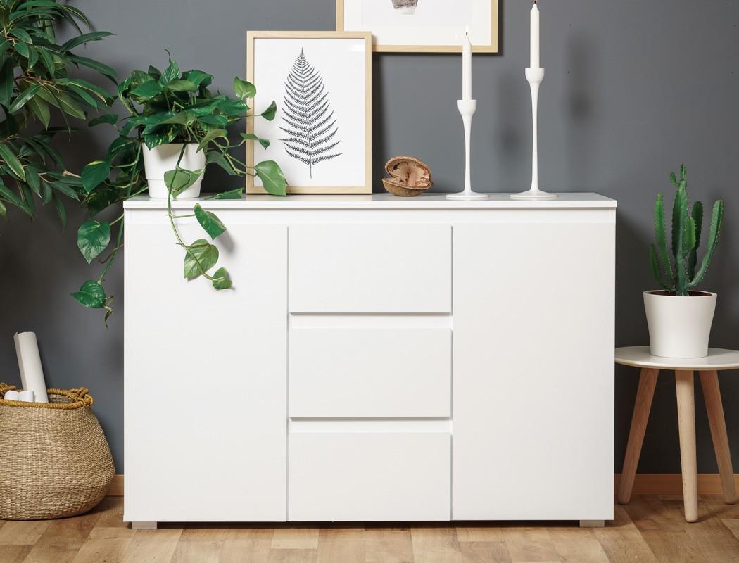 Credenza Billy Ikea : Sideboard wohnzimmer ikea slate türen schubladen