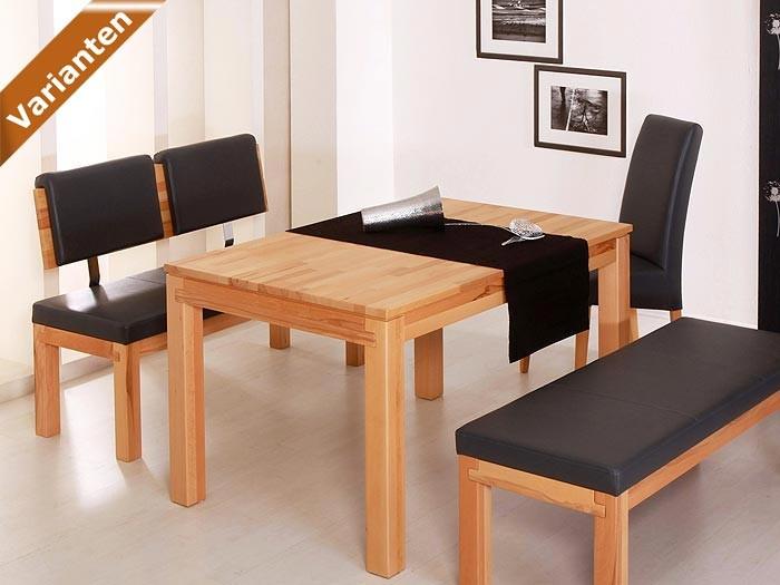 Sitzbank Lehne Küche | Esstisch Escoba Aus Akazie Massivholz ...