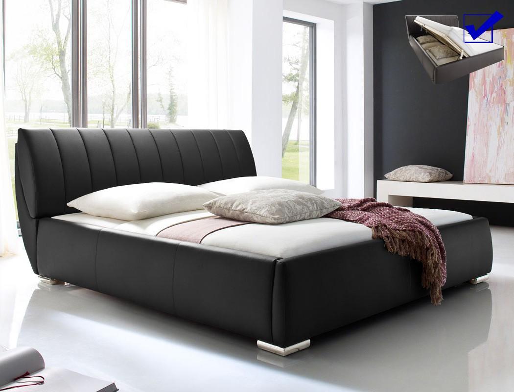 Modernes Bett 180x200 Weies Lederbett 180x200 Beautiful Modernes