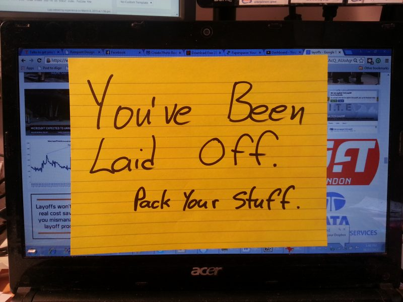 8 Things Managers Do That Make Layoffs Even Worse (How many are you