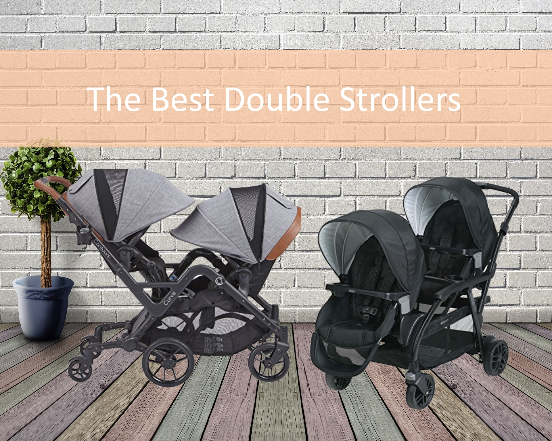 Double Stroller Expensive The Best Double Strollers For 2019 Experienced Mommy