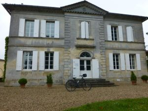 Chateau Franc-Pourret in Saint Emilion